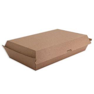 LOCKEY KRAFT FAMILY BOX - 100 - CTN