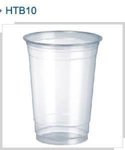 HONOR CLEAR PLASTIC CUP - 10oz - 295ml - 50 - SLV