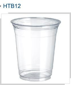 HONOR CLEAR PLASTIC CUP - 12oz - 355-414ml - 50