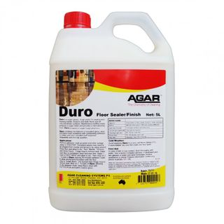 AGAR DURO FLOOR SEALER - 5L