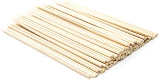ONE TREE 150MM X 3 MM BAMBOO SKEWERS  - 100 - PKT