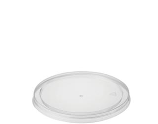 CASTAWAY REVEAL CLEAR ROUND LID ( SUITS 100, 150 & 200ML) - ( CA-LIFC1 ) - 50