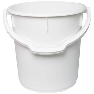 NALLY WHITE BUCKET & HANDLE 22L / 5G ( N075WH ) - EACH