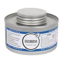 OLYMPIA LIQUID CHAFING FUEL - 4 HOUR ( CB734 ) - 12 -PKT