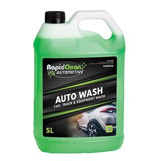 RAPID CLEAN AUTO WASH - CAR, TRUCK & EQUIPMENT ( A1 ) - 5L