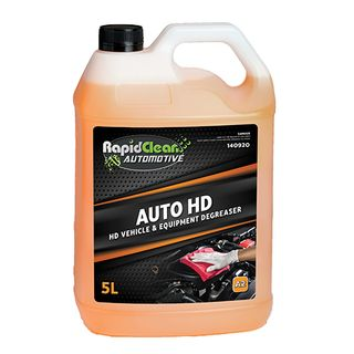 RAPID CLEAN HD - HEAVY DUTY DEGREASER ( A2 ) - 5L