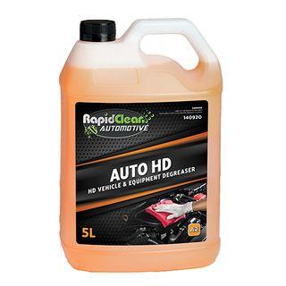 RAPID CLEAN HD - HEAVY DUTY DEGREASER ( A2 ) - 5L