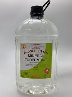 MINERAL TURPENTINE - 4L