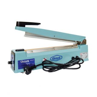 IMPULSE HEAT SEALER BLUE STEEL BENCHTOP MODEL - 300MM - VHIB/IV - EACH