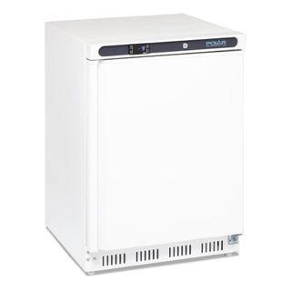 POLAR C-SERIES UNDER BENCH FREEZER WHITE 140L - CD611-A - EACH (  SPECIAL ORDER FREIGHT APPLIES )