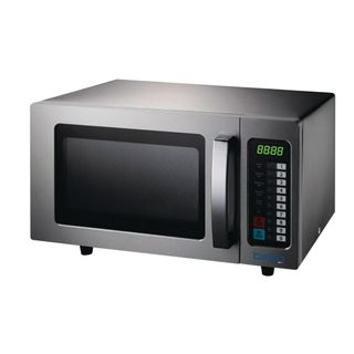 BIRKO COMMERCIAL MICROWAVE OVEN 1200325 - 1000W CAPACITY: 26L - DL572 - EACH
