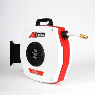 HOT WASH WATER REEL 12MX12MM ( AK REELS ) RC1200 - EACH