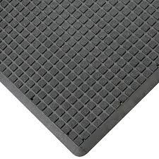 AIR GRID 60 cm X 90 cm GREASE PROOF BLACK MAT - EACH
