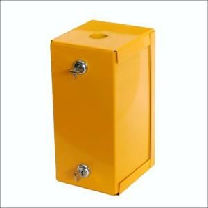 WALL MOUNTED SHARPS ENCLOSURE SUIT 1.4L (MY14LY) -EACH