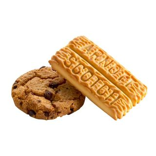 ARNOTT'S FARMBAKE CHOCOLATE CHIP AND SCOTCH FINGER BISCUIT PORTION PACK - 140 - CTN