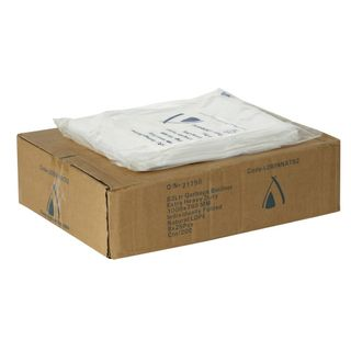TP 82L CLEAR- NATURAL EXTRA HEAVY DUTY BIN LINERS - 200-CTN