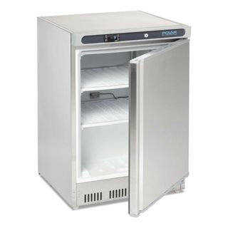 POLAR C-SERIES UNDER BENCH FREEZER STAINLESS STEEL 140L - CD081-A - EACH (  SPECIAL ORDER FREIGHT APPLIES )