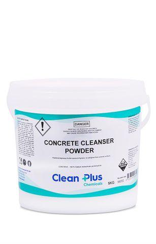 HI - IMPACT CONCRETE CLEANSER POWDER - 5KG