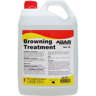 AGAR BROWNING TREATMENT (BRO5) - 5L