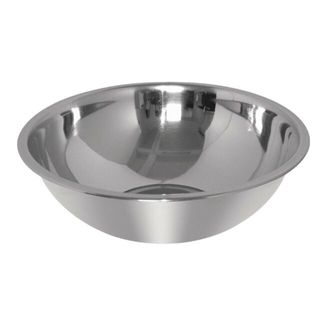 VOGUE MIXING BOWL STAINLESS STEEL 1L & 203MM DIA - DL937 - EACH