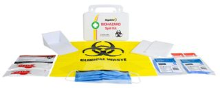 BODY FLUID / BIOHAZARD SPILL KIT - EACH