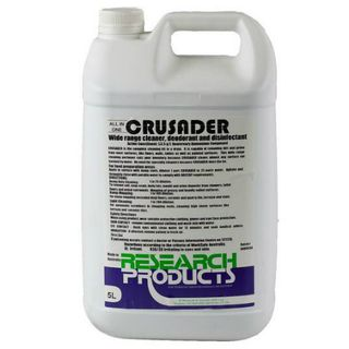 RESEARCH CRUSADER - WASHROOM CLEANER - 5L