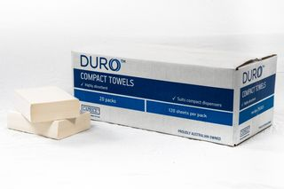 CAPRICE DURO COMPACT HAND TOWELS - (2520CU) - 2400 - CTN