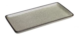 OLYMPIA MINERAL RECTANGULAR PLATE 335MM - DF175 - 4 / CTN