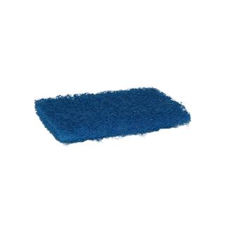 PALL MALL GLOMESH BLUE SCRUB-A-DUB PAD - 10 - CTN