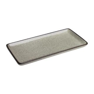 OLYMPIA MINERAL RECTANGULAR PLATE 255MM - DF174 - 6 / CTN