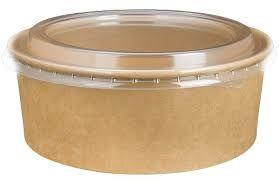 ALFRESCO LARGE 1000ML KRAFT FOOD BOWL - (KFB-1000) - 400 - CTN ( SUPA BOWL )
