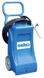 SEKO FOAM CART - 60L PORTABLE FOAMER UNIT- COMPRESSED AIR - EACH