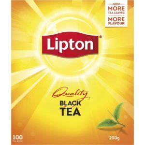 LIPTON JIGGLER TEA CUP BAGS - TAG & STRING - 1200 - CTN ( 32476018 )