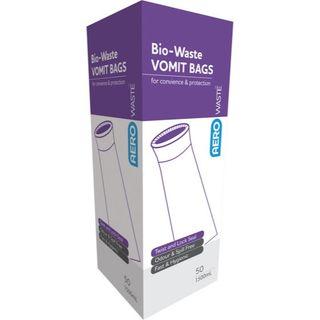 AEROWASTE VOMIT BAGS 1500ML - 50 - BOX