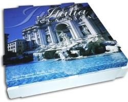 "11"" TREVI PIZZA BOX  - 50 - PKT"