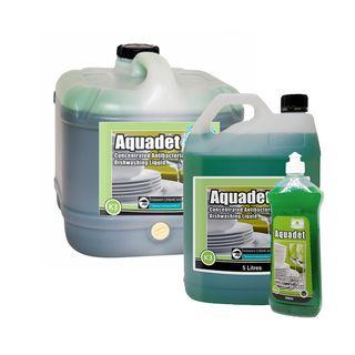 """TASMAN """" AQUADET """" Antibacterial Eco Sink Detergent - Green - 5L"""