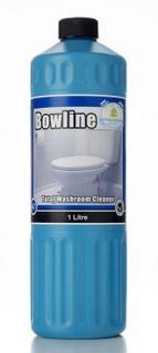 "TASMAN "" BOWLINE "" Toilet Bowl and Urinal Cleaner - 1L - 12 - CTN"