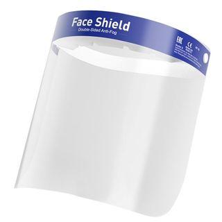 TASK MEDICAL FULL FACE SHIELD DISPOSABLE FOG FREE ( 102642 ) - EACH