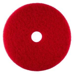 GLOMESH 35CM FLOOR PAD - RED - 5 - CTN