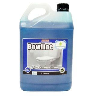 "TASMAN "" BOWLINE "" Toilet Bowl and Urinal Cleaner - 5L"