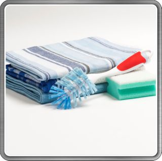 Cloths, Scourers & Wipes