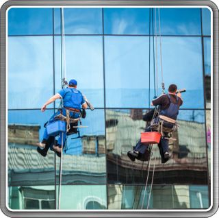 Window & High Rise Cleaning