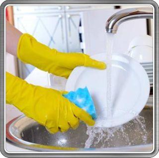 Manual Washing