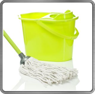 Mops, Mop Buckets & Handles