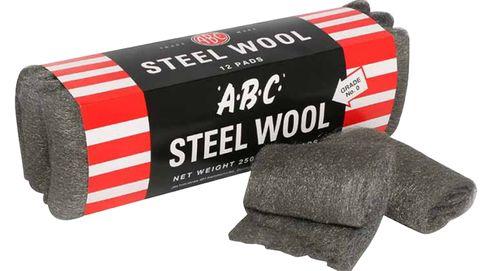 Steel Wool #0 Fine