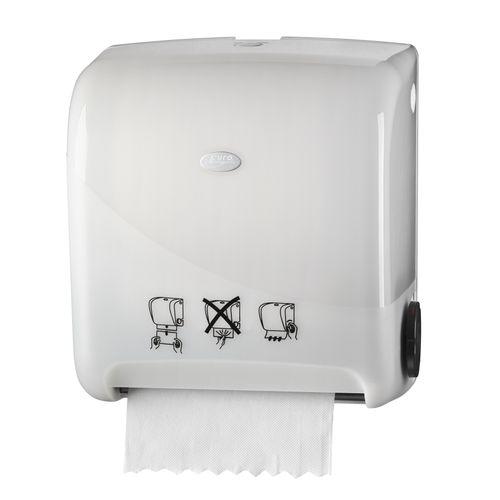 Maxi Auto Dispenser - White