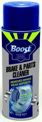 Brake & Parts Cleaner 400gm