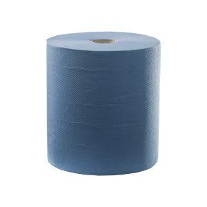 Auto-Cut Towel Blue - 150M