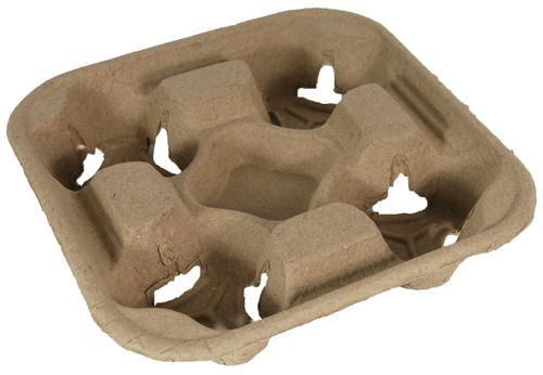 Cup Holder (Pulp) - 4 Cup