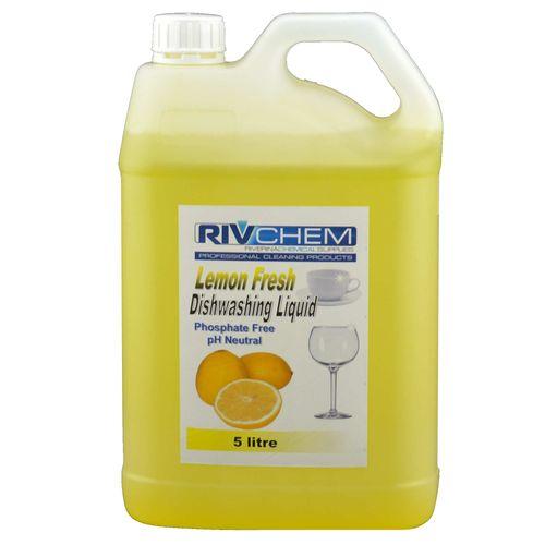 Lemon Dish Wash - 5 Lt